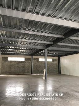 Escazu warehouses for rent, warehouses for rent Escazu San Jose CR, CR Escazu real estate warehouse rentals