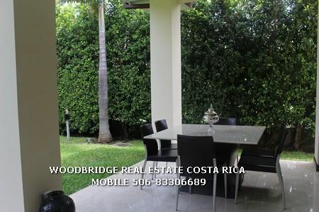 COSTA RICA REAL ESTATE HOME FOR SALE HACIENDA DEL SOL SANTA ANA/TERRACE