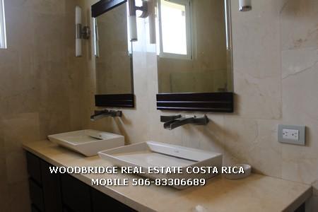COSTA RICA REAL ESTATE HOME FOR SALE HACIENDA DEL SOL SANTA ANA/BATHROOM