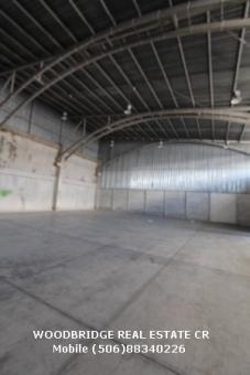 Warehouses for rent Pavas Costa Rica, CR Pavas commercial warehouses for rent, warehouses for rent San Jose Costa Rica