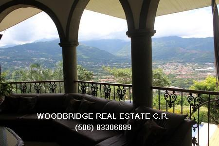 Villa Real Costa Rica luxury home for sale, Costa Rica million dollar homes Villa Real Santa Ana, C.R. Real Estate Villa Real homes for sale