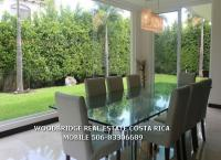 COSTA RICA HOME FOR SALE SANTA ANA/ DINING ROOM