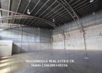 Warehouses for rent Pavas Costa Rica, CR Pavas commercial warehouses for rent, warehouses for rent San Jose Costa Rica